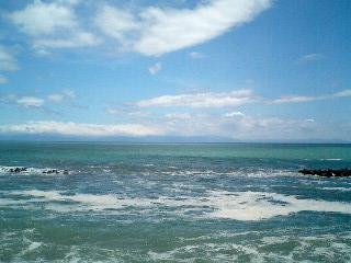 060816のお昼ごろの海