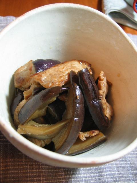 061104_3豚肉となすの和風マリネ