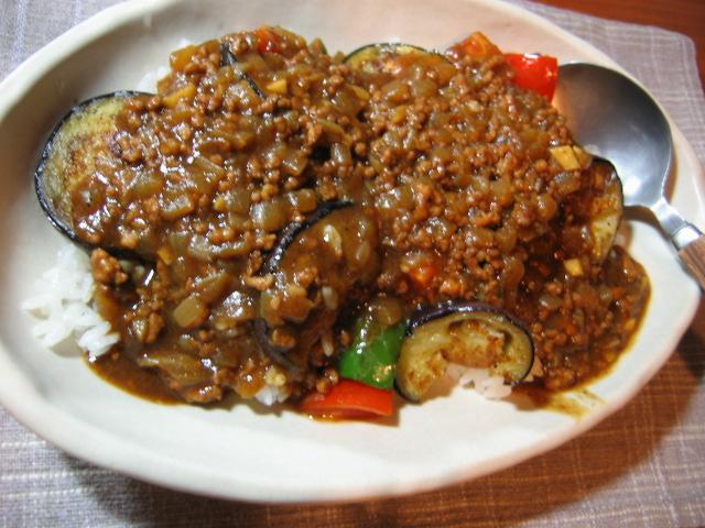 070814夏野菜カレー